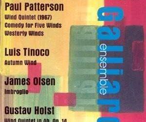 Galliard Ensemble CD reviews